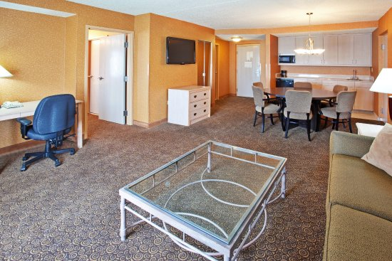Presidential Suite Extended stay Bolingbrook IL Holiday Inn