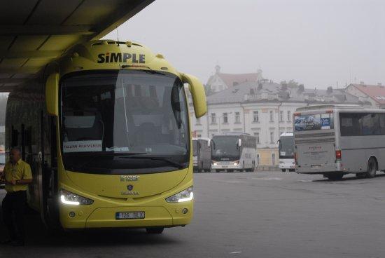 Simple Express Scania Irizar I6 Po Skończonym Kursie Tallinn Parnu