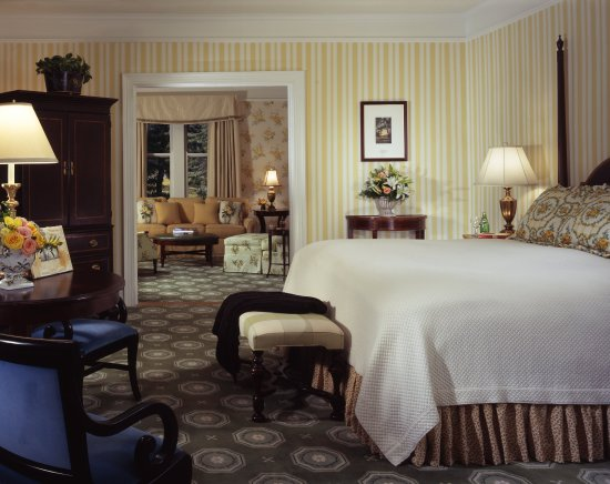 Hot Springs, VA: Executive Suite