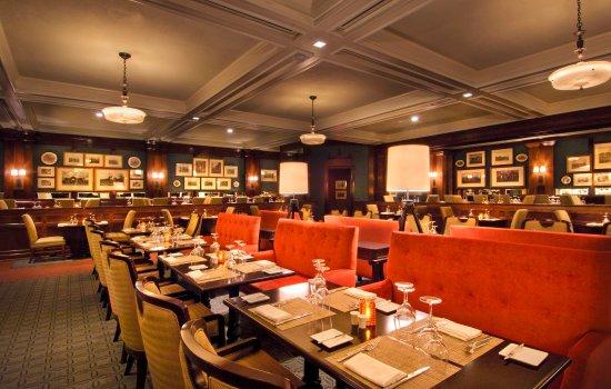 Hot Springs, VA: Jefferson's Restaurant & Bar