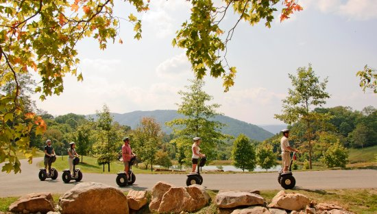 Hot Springs, VA: Segway Tour