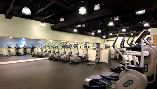 Hot Springs, VA: Fitness Center