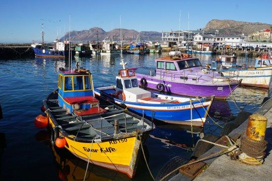 Muizenberg, Sudafrica: St. James/Kalk Bay
