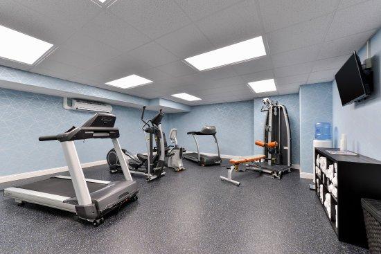 Quality Inn University Center: Fitness