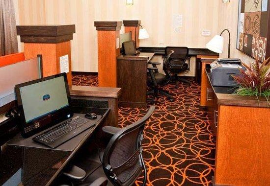 Милбрэй, Калифорния: Business Library