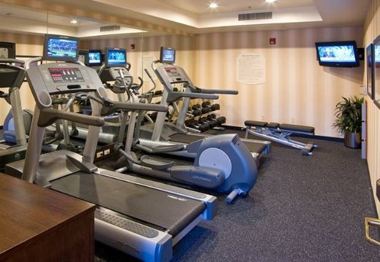 Millbrae, Kalifornia: Fitness Room