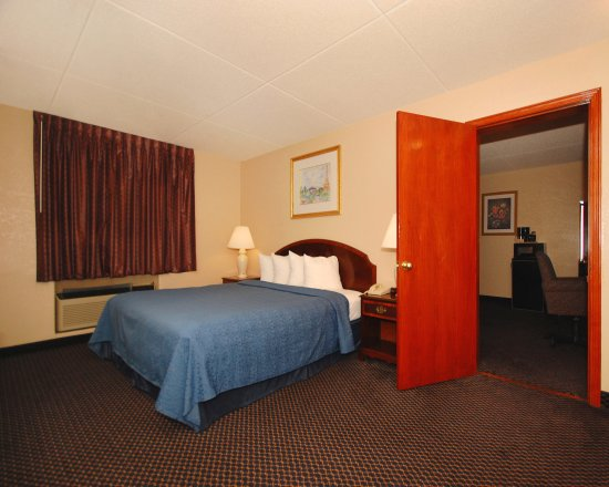 Waterloo, IA: Guest Room