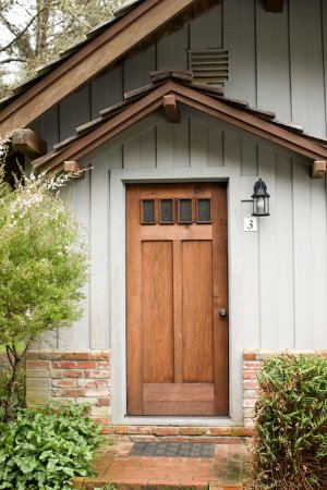 Little River, Kalifornien: Private Cabins
