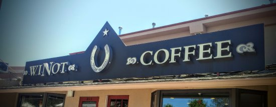 Locally owned, Niwot based, coffee shop