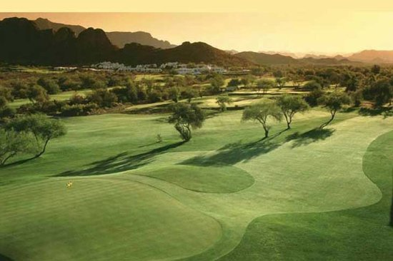 Gold Canyon, Αριζόνα: Two Golf Courses