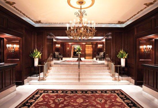 The Fairfax at Embassy Row, Washington D.C.: Lobby