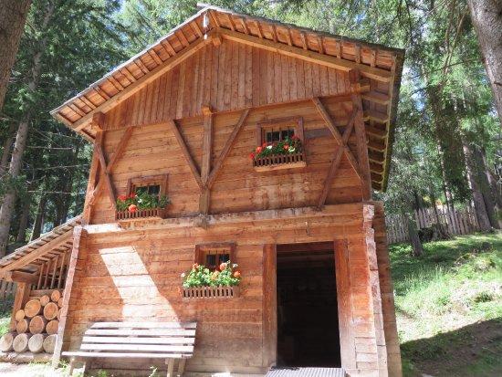 Кольфоско, Италия: mulino