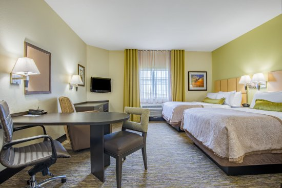 Jefferson City, MO: Guest Room