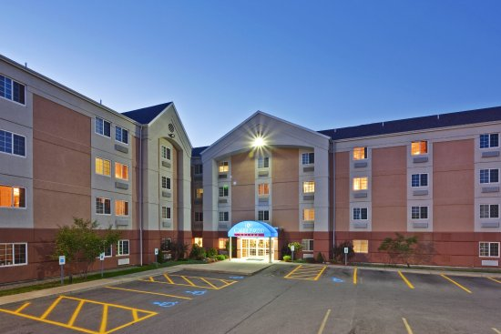 Candlewood Suites Syracuse Airport