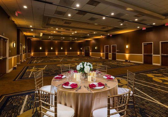 Monrovia, Californien: Banquet Hall