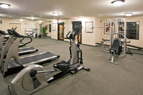Staybridge Suites Tallahassee I-10 East: Fitness Center