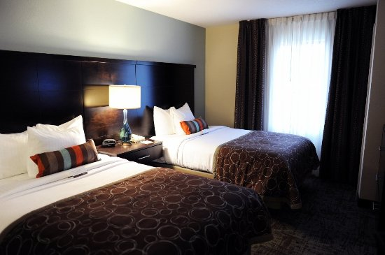 Dublin, Ohio: One Bedroom Suite with Two Double Beds