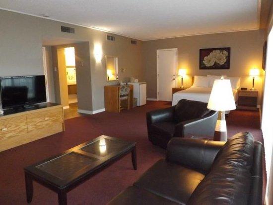 Vernon, Canada: Suite