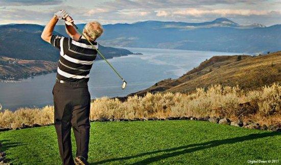 Vernon, Canada: Golf course