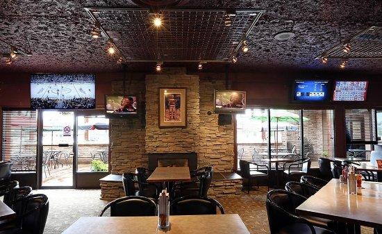 Vernon, Canadá: Bar Lounge