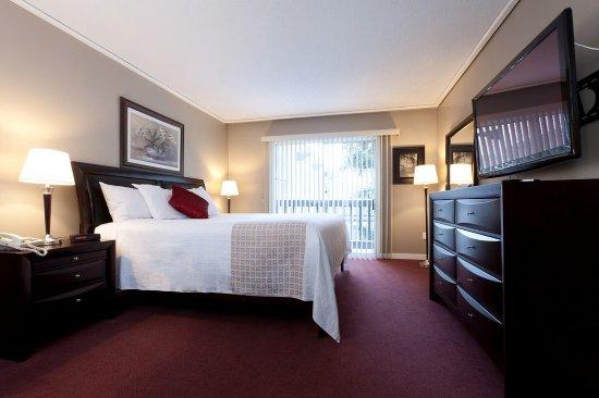 Vernon, Canada: Honeymoon Suite