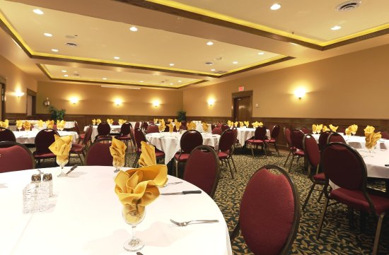 Vernon, Kanada: Banquet/Event room