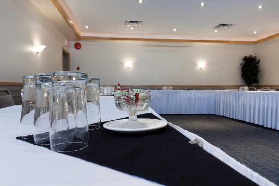 Vernon, Canada: Meeting/Banquet room