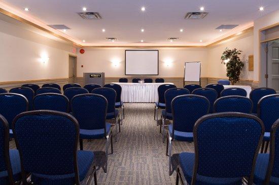 Vernon, Canadá: Meeting/Banquet Room
