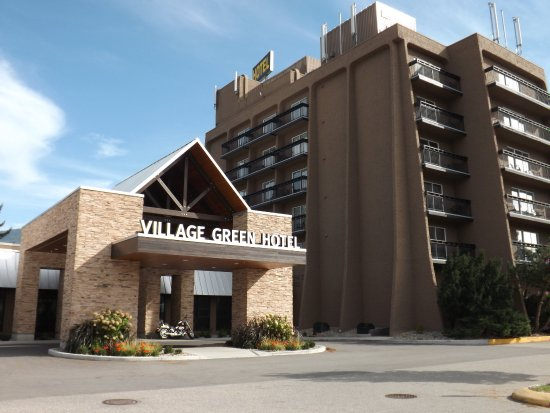 Village Green Hotel : Exterior Pictures