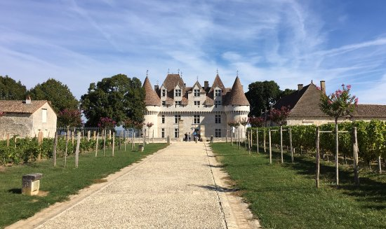 Aquitaine, Fransa: Chateau de Monbazillac, next to Bergerac