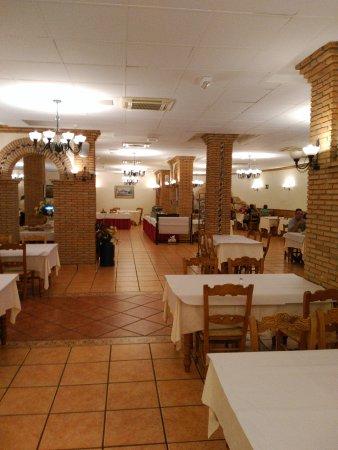 Hotel Balneario Cervantes: Comedor desayuno