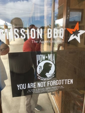 California, MD: Mission BBQ