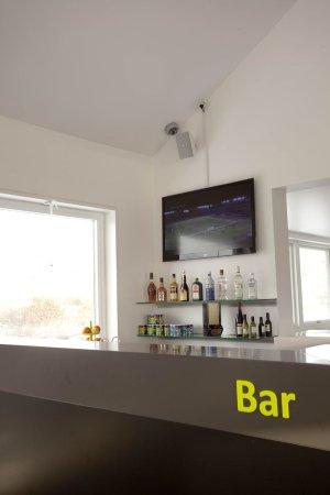 Kastrup, الدنمارك: Bar/Lounge