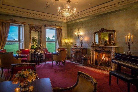 Bushypark, ไอร์แลนด์: Ffrench Room - Glenlo Abbey Hotel Lounge