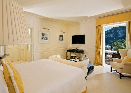 J.K.Place Capri: J.K. Place Capri Penthouse Room with Sea View