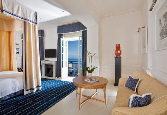 J.K.Place Capri: J.K. Place Capri Master Room with Sea View
