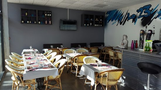 Cazouls-les-Beziers, France : Brasserie Le 23