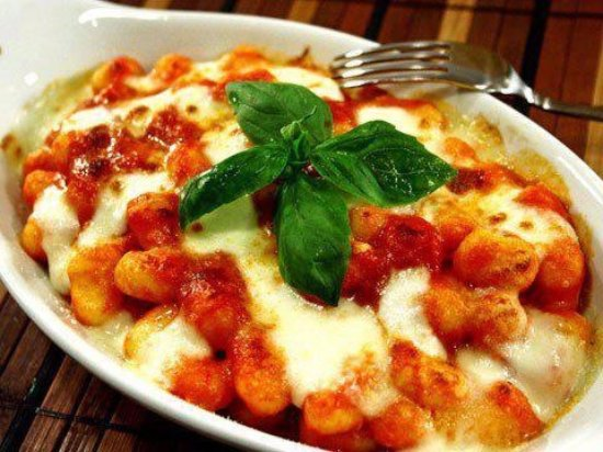 Seal Beach, CA: Gnocchi Sorrentino