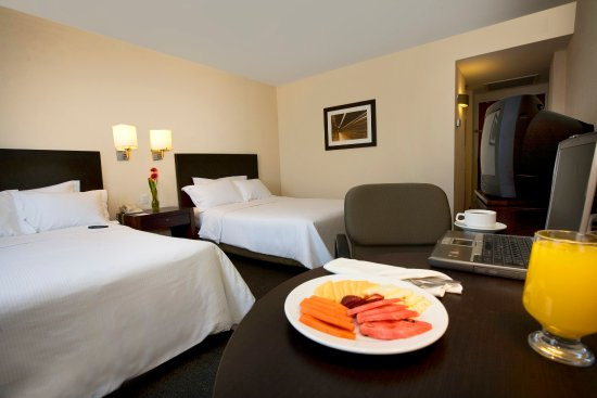 Fiesta Inn Reynosa: Superior Room, 2 Double