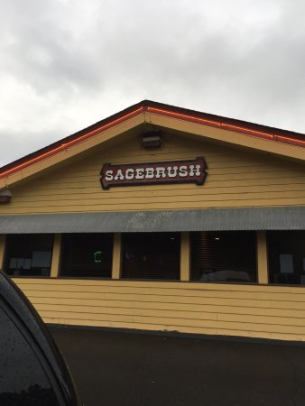 Waynesville, Βόρεια Καρολίνα: Sagebrush Steakhouse