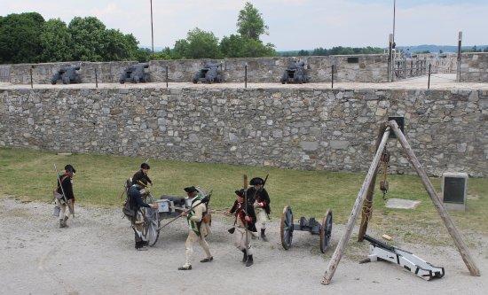 The Sagamore Resort: Fort Ticonderoga