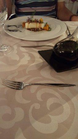 Trencin, Slovakiet: Restaurant Pod hradom