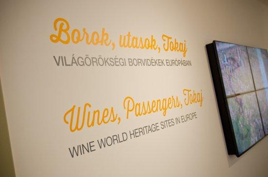 Tokaj, Hongrie : World Heritage Wine Museum photo by Csáki Szilárd
