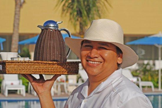 Presidente Inter-Continental Cozumel Resort & Spa: Room Service