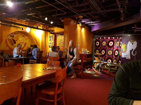 Photo of Restaurant Life Alive at 765 Massachusetts Ave, Cambridge, MA 02139, United States