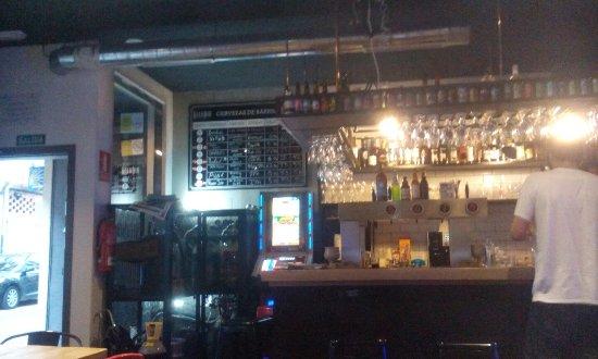 Restaurante beerlab cerveceria en santiago de compostela - Cocinas en santiago de compostela ...