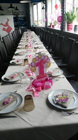 Montespertoli, Italien: Festa di compleanno Lucia!
