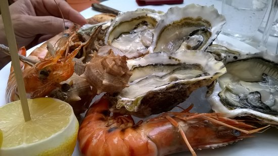 โนฟส์, ฝรั่งเศส: crostacei