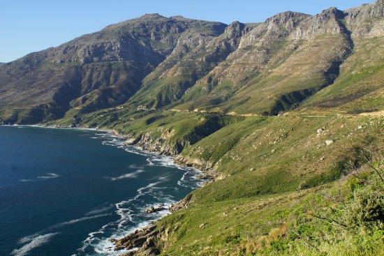 Cabo Occidental, Sudáfrica: Chapmans Peak Drive
