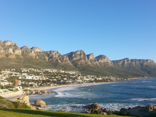 Western Cape, Sør-Afrika: Chapmans Peak Drive